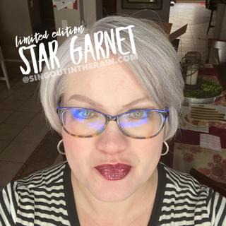 Star Garnet LipSense