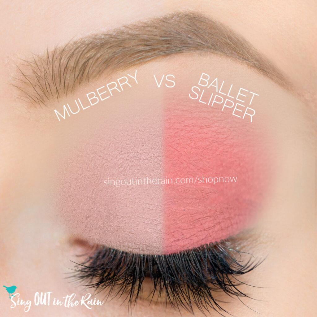 Mulberry ShadowSense, Ballet Slipper ShadowSense