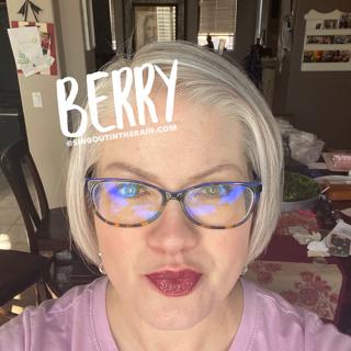 Berry LipSense