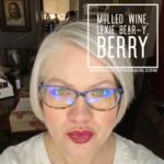 Mulled Wine LipSense, LipSense Mixology, Lexie Beary LipSense, Berry LipSense