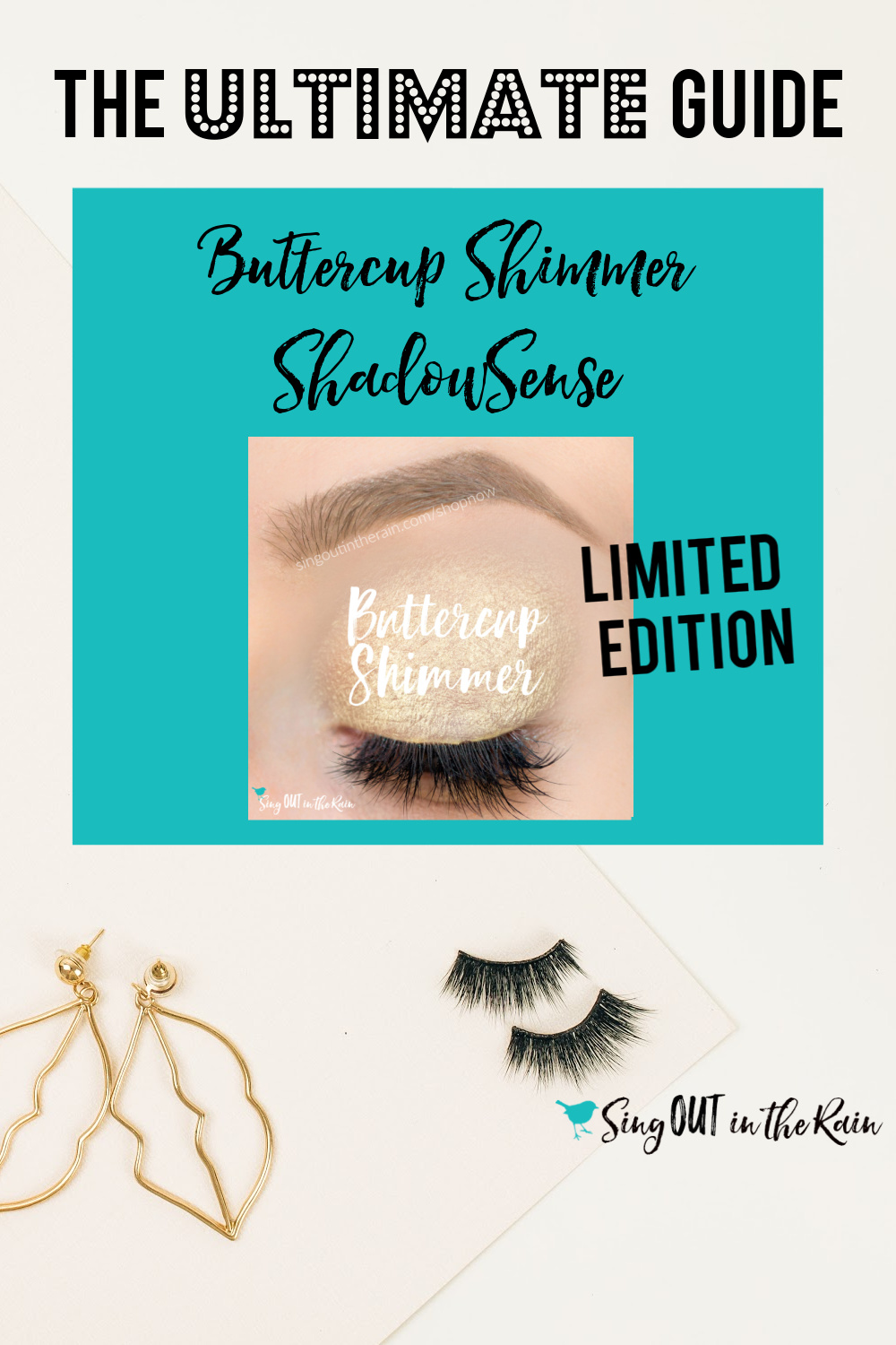 The Ultimate Guide to Buttercup Shimmer ShadowSense