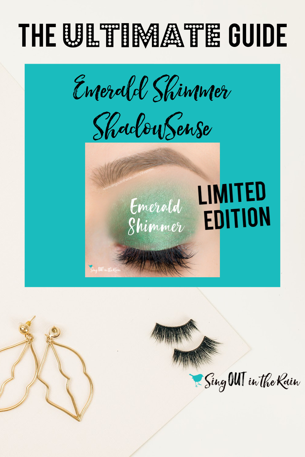 The Ultimate Guide to Emerald Shimmer ShadowSense