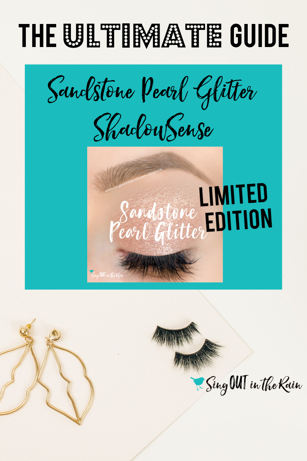 The Ultimate Guide to Sandstone Pearl Glitter ShadowSense