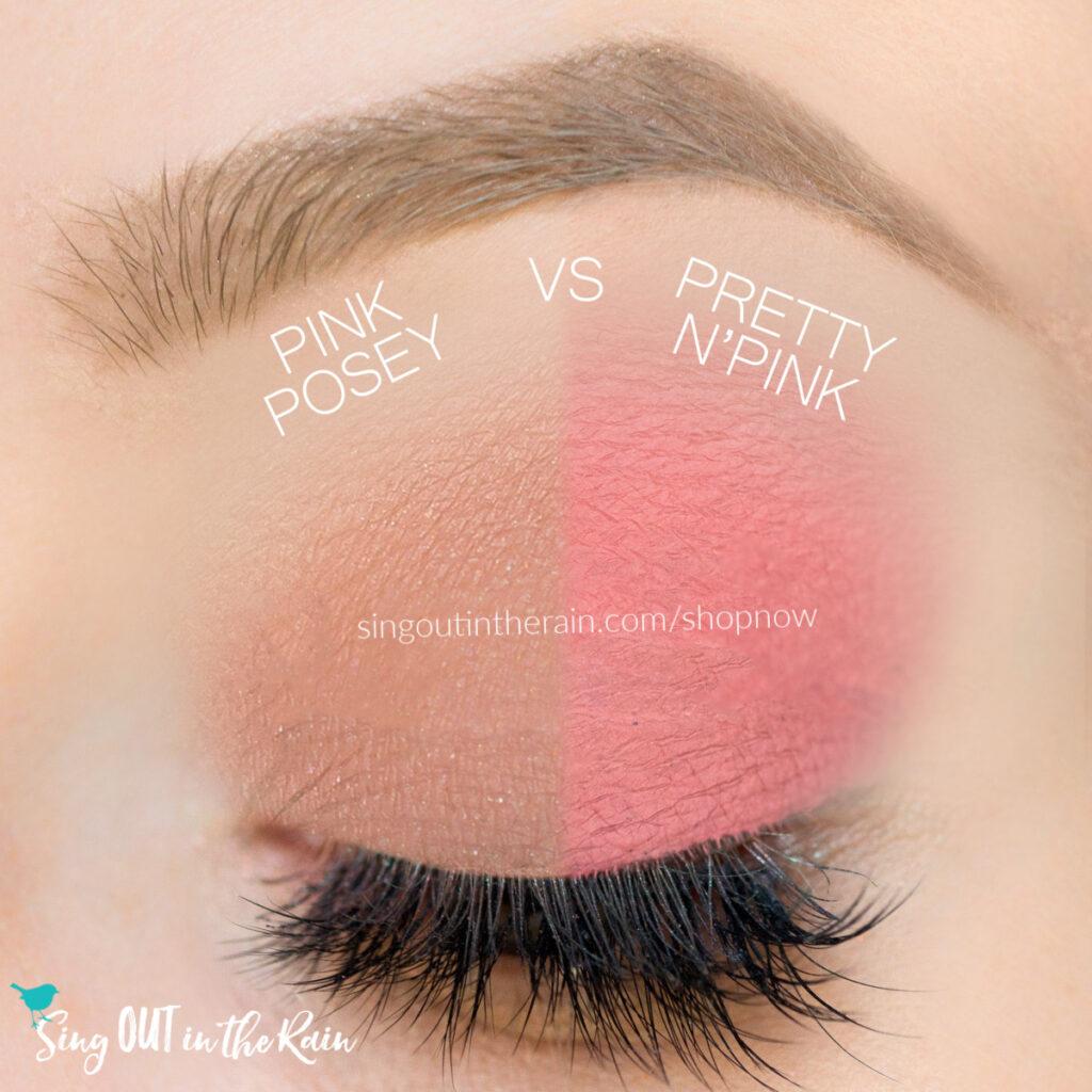 Pretty N Pink ShadowSense, Pink Posey ShadowSense
