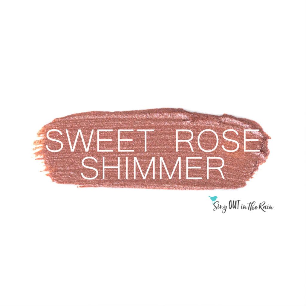 Sweet Rose Shimmer ShadowSense