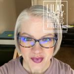 Dusty Rose LipSense, Lilac Lacquer LipSense, LipSense Mixology, Violette LipSense