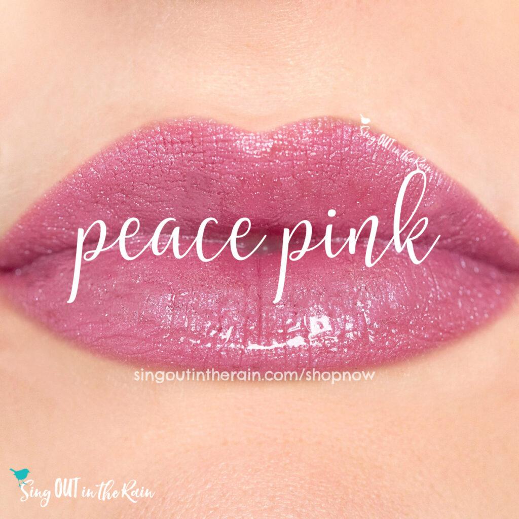 Peace Pink LipSense