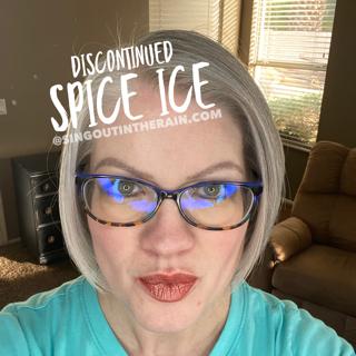 Spice Ice LipSense, Discontinued LipSense, LipSense Mixology