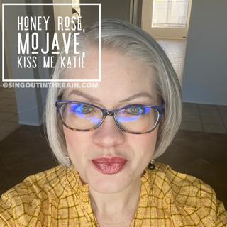 Mojave LipSense, Kiss Me Katie LipSense, Discontinued LipSense, Honey Rose LipSense, LipSense Mixology