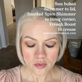 Sunbaked Shimmer ShadowSense, Smoked Spice Shimmer ShadowSense, French Roast ShadowSense