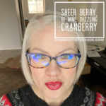 Sheer Berry LipSense, Be Mine LipSense, LipSense Mixology, Dazzling Cranberry LipSense