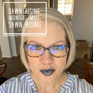 Midnight Muse LipSense, Dawn Rising LipSense, LipSense Mixology