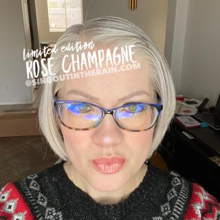 Rose Champagne LipSense
