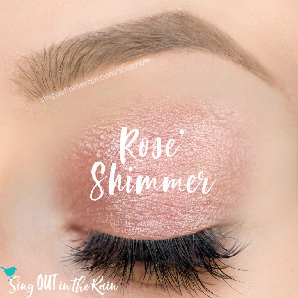 Rose Shimmer ShadowSense