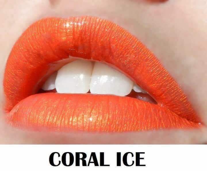 Coral Ice Lipsense