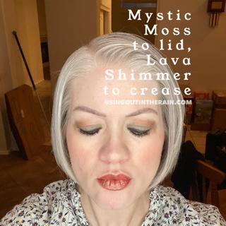 Mystic Moss ShadowSense, Lava Shimmer ShadowSense