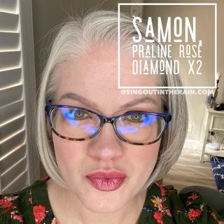 Samon LipSense, Praline Rose Diamond LipSense