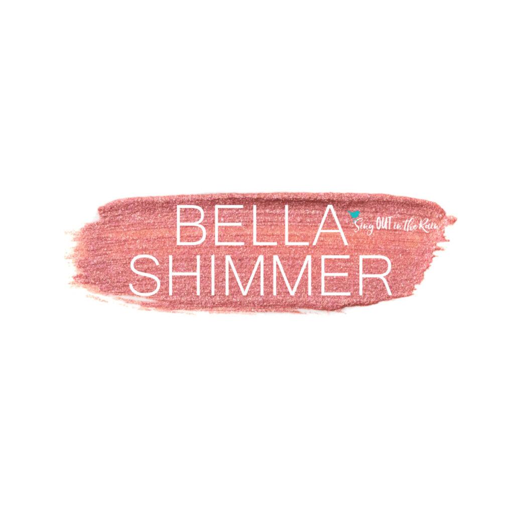 Bella Shimmer ShadowSense Swatch