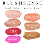 Blushsense Colors, BlushSense by SeneGence