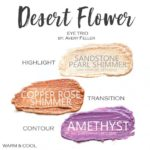 Desert Flower ShadowSense Trio