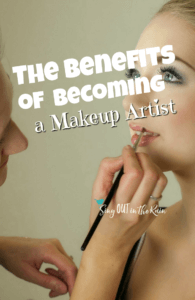 PI - Benefits of becoming a makeup artist