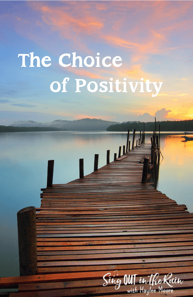 The Choice of Positivity