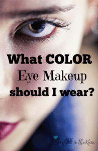 PI - what color eye makeup should I wear
