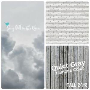 Quiet Gray