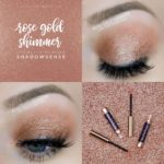 Rose Gold Shimmer