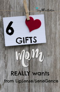PI - 6 gifts mom really wants