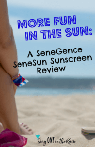 senegence sunscreen review, senegence sunscreen ingredients