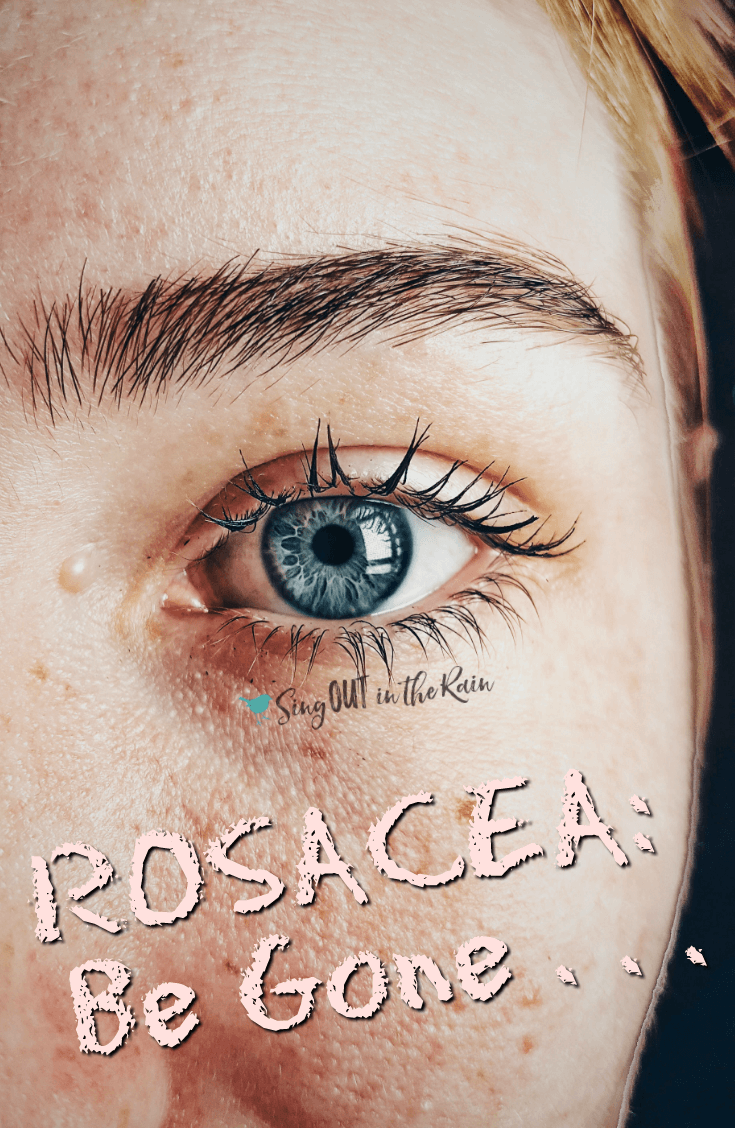 Rosacea - often manifests on face thru red cheeks & sensitive skin.  There are many treatments, remedies out there - but how to really get rid of it?  These products are so effective they'll leave you wishing you'd started them sooner. 
