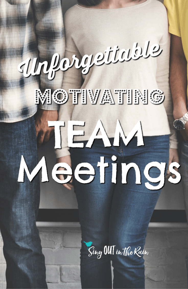 To be an effective, motivating direct sales leader - team trainings are essential. 