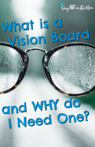 vision board for direct sales, vision board