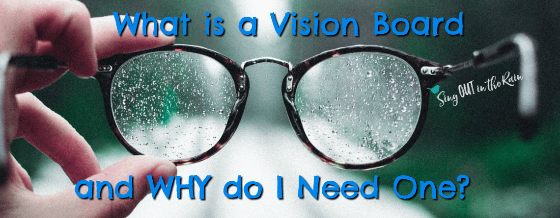 What is a Vision Board for Direct Sales and WHY do I Need one?