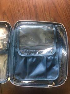 inside of sonia bag