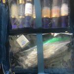 sonia bag filled