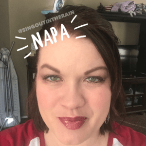 Napa LipSense , best social media lighting, best selfie lighting
