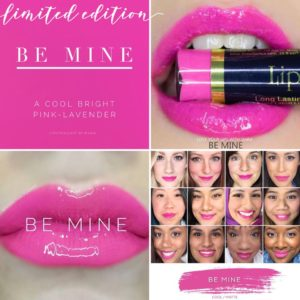lipsense pinks, lipsense best pinks, be mine lipsense