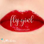 LipSense Reds, Fly Girl, Fly Girl LipSense, perfect red lipsense
