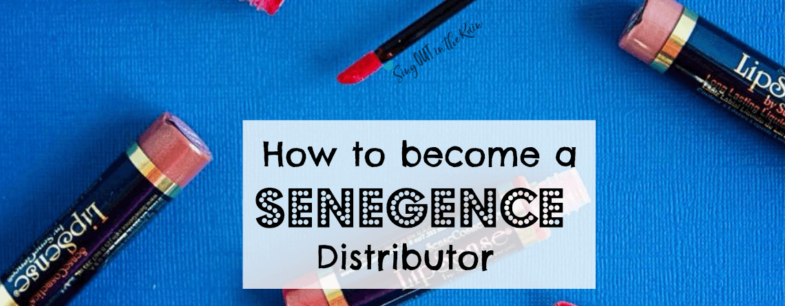 5 Steps to become a SeneGence Distributor : Sign up NOW!