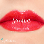 samon lipsense, lipsense mixology, samon lipsense combos