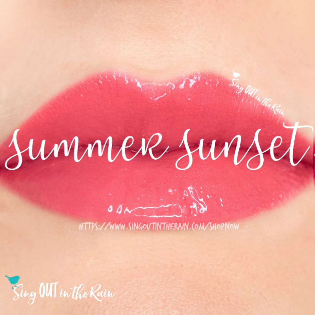 summer sunset lipsense