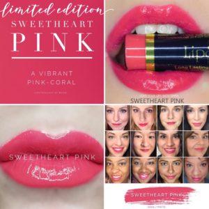 lipsense pinks, lipsense best pinks, sweetheart pink lipsense