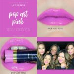 lipsense pinks, lipsense best pinks, pop art pink