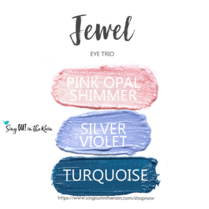 Jewell ShadowSense Eye Trio