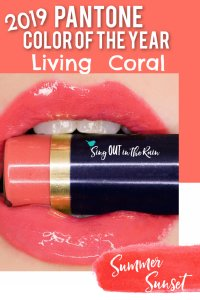 living coral, pantone 2019 color of the year