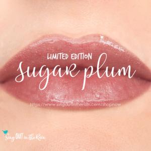sugar plum lipsense, long lasting makeup, sweatproof makeup