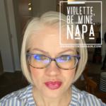 Violette LipSense, Be Mine LipSense, Napa LipSense, LipSense Mixology