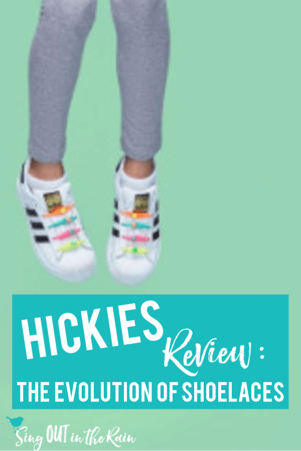 Hickies 2.0 will change the way you see shoelaces.  Never tie your shoes again with this elastic shoe lacing system.  #shoelaces #elasticlaces